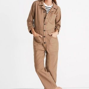 Madewell x As Ever Coverall Size Small